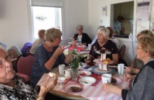 cgc serve afternoon tea in erskine renfrewshire