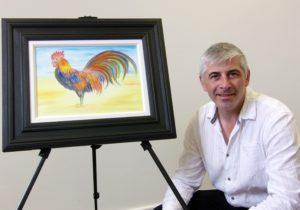 Jim Barrie Artist