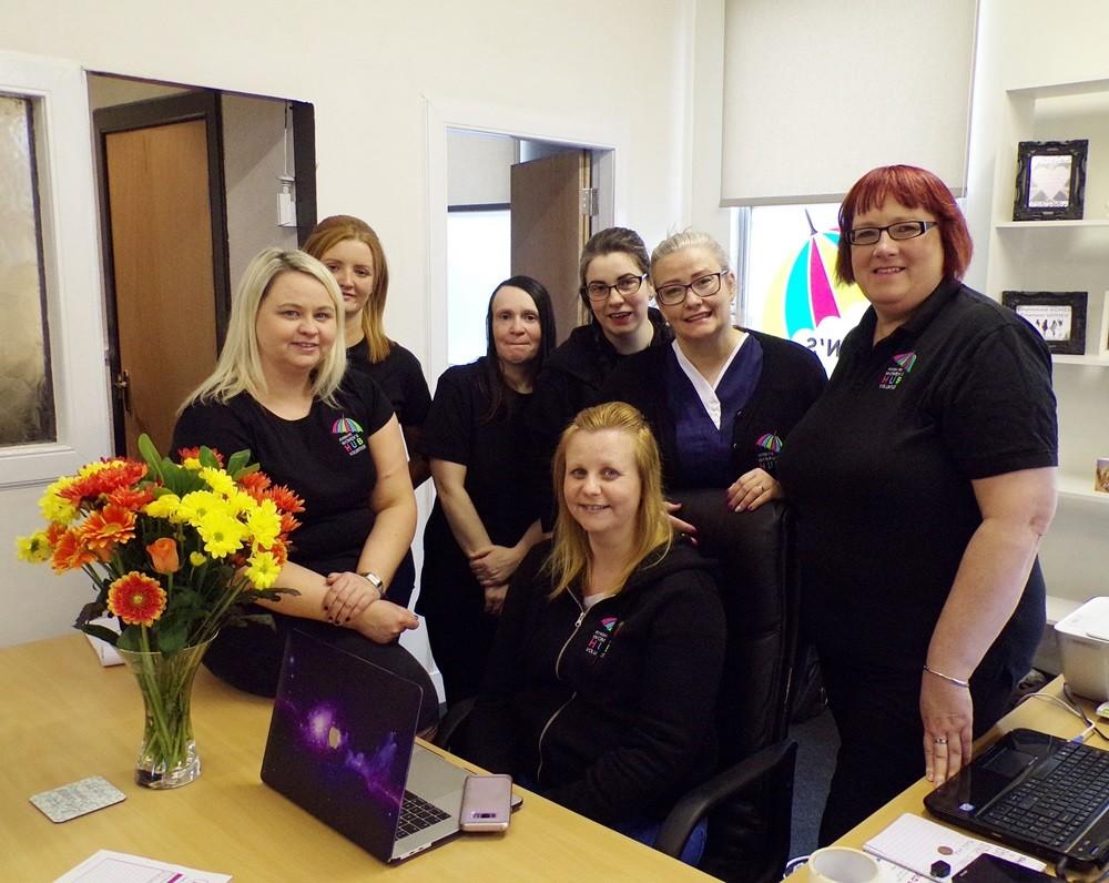 Cgc Backs New Ayrshire Women S Hub City Gate Construction