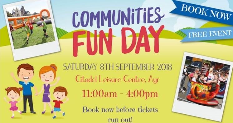 Community Fun Day Ayr