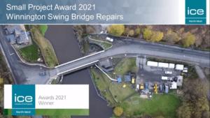 Winnington Swing Bridge